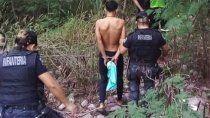 horror: detuvieron a un joven que violo y mutilo a una perra