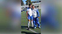 dolor en el futbol: murio de covid horas despues de llorar a su madre