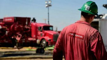 Reincorporan a los ocho operarios despedidos de Halliburton