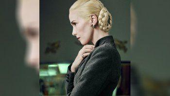 Estas son las primera imágenes de Natalia Oreiro como Evita