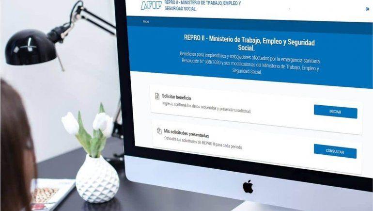 Repro II: récord de empresas inscriptas para recibir ayuda con salarios de mayo