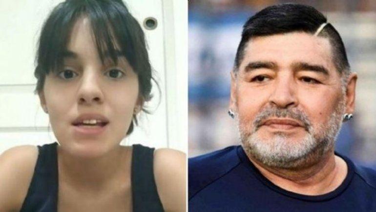 Magalí Gil desmintió el negativo de ADN y aseguró que puede ser hija de Diego