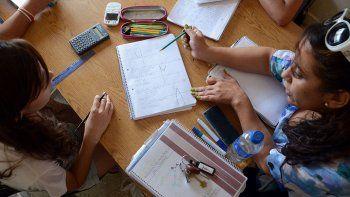 Las clases particulares son el boom del verano en Neuquén