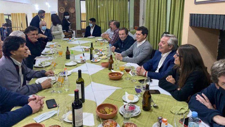Por positivo en el Gabinete, Alberto Fernández fue hisopado y dio negativo