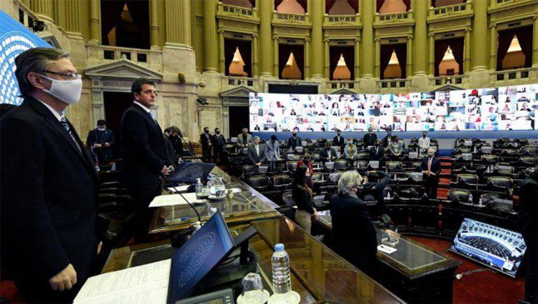 Acuerdo: las sesiones clave de Diputados serán en un estadio