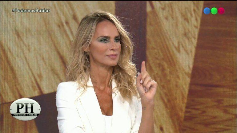 Sabrina Rojas habló de las escenas de celos con Luciano Castro y calentó la pantalla