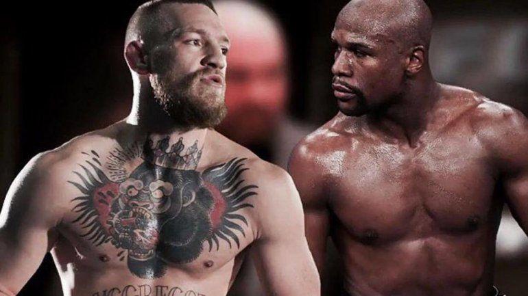 McGregor volvió con un espectacular nocaut y habría revancha con Mayweather