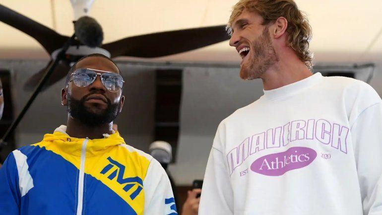 Mayweather vs. el youtuber: los memes de Los Simpson y el combate entre Apollo y Drago