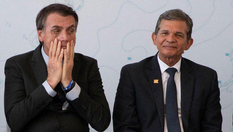 Bolsonaro puso a un general del Ejército al frente de Petrobras