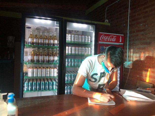 El tradicional Complejo Q, una de las canchas de fútbol 5 que ya pueden vender cerveza.