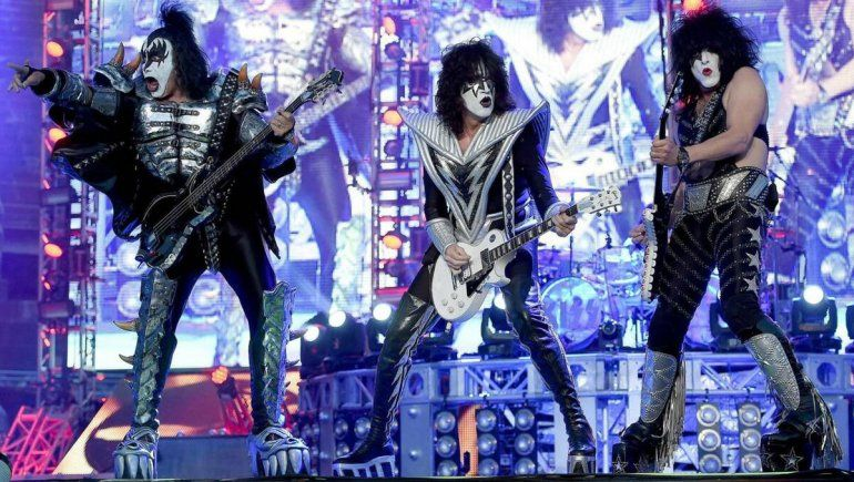 Kiss anunció para abril de 2022 su show en Argentina
