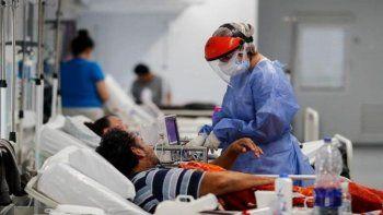 nacion reporto 425 nuevas muertes, la cifra mas alta en meses