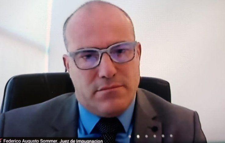 El juez Federico Sommer condenó a Diego Neneo San Martín a 15 años y tres meses de prisión por el crimen de Lucianito Fuente.