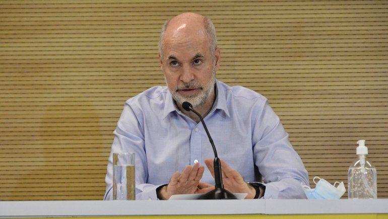 Rodríguez Larreta desafía al presidente: Las escuelas no representan un mayor riesgo de contagio