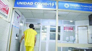 cuantos son los pacientes internados en terapia con coronavirus