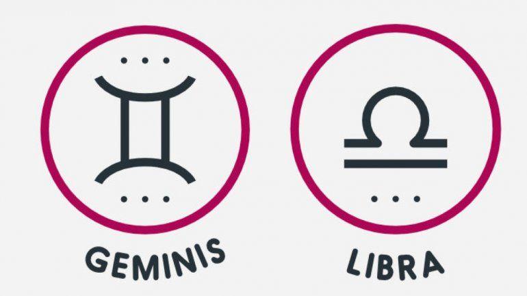 Signos compatibles: cómo se llevan Géminis y Libra