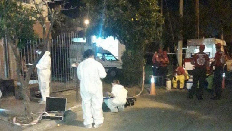 Córdoba: mujer tenía un botón antipánico, pero la mataron igual