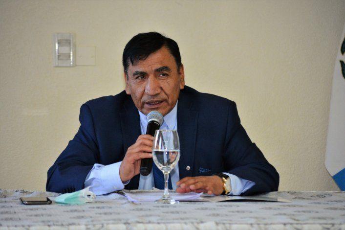 El intendente José Rioseco estuvo en distintas gestiones en Buenos Aires.