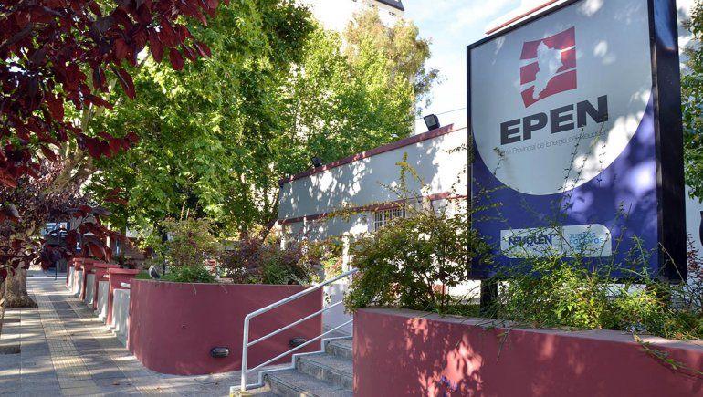 El EPEN irá a la audiencia pública por las tarifas