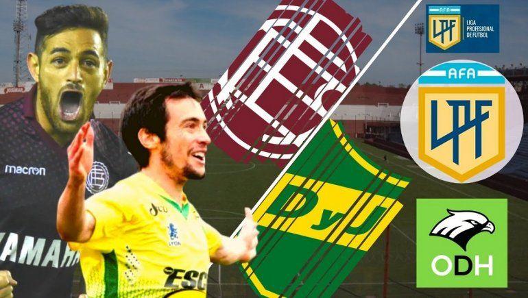 Copa Sudamericana Defensa Y Justicia Vs Lan U00fas