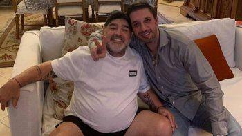 El conflicto por la marca Maradona: la justicia realizó un nuevo allanamiento