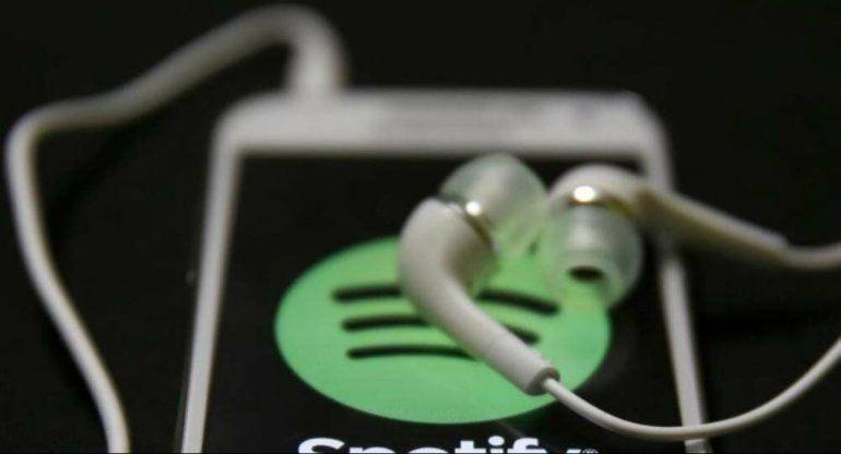 Spotify cuenta con millones de suscriptores en Argentina