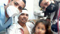 robo y tiroteo en un colectivo: un policia mato a un delincuente