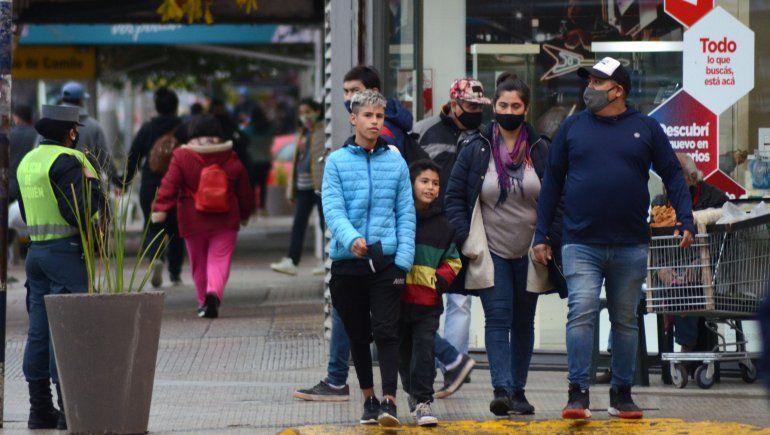 Por los hábitos que inició la pandemia, los locales de ropa no pueden levantar cabeza