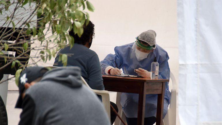 La tendencia del coronavirus se mantiene en Neuquén, con 12 muertes y 534 casos