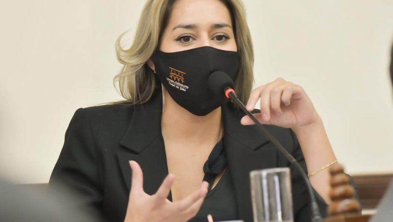 Otro escándalo en Salta: le pidieron a una concejala que se tape un poco