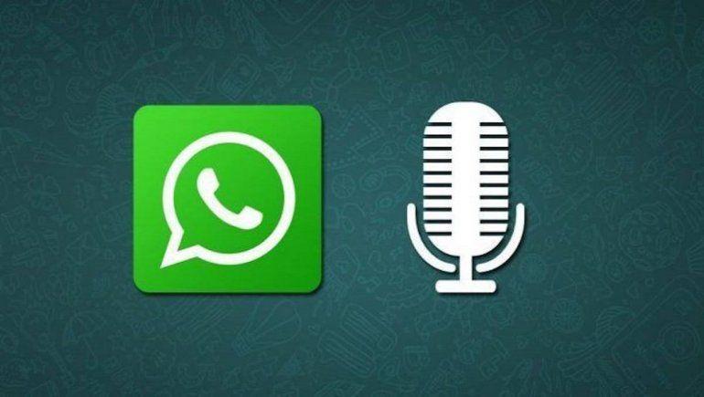 WhatsApp: ya podés acelerar los audios al reproducirlos
