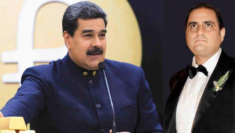 Reino Unido impuso sanciones contra el empresario acusado de ser testaferro de Maduro
