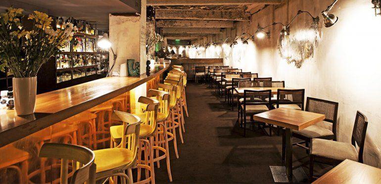 Florería Atlántico, elegido como el tercer mejor bar del mundo.