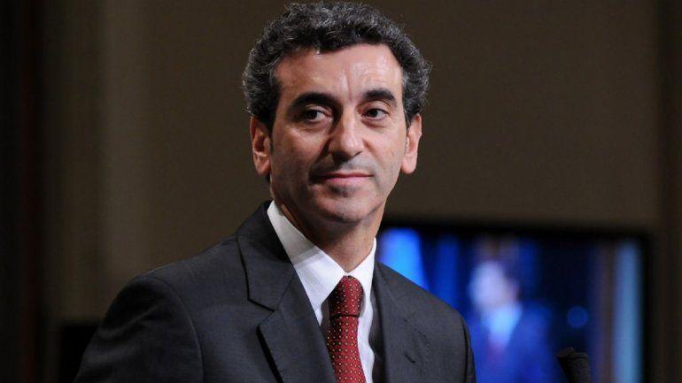 Randazzo reapareció  y apuntó contra Alberto Fernández