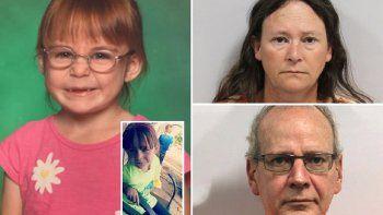 matan de hambre a su hija adoptiva