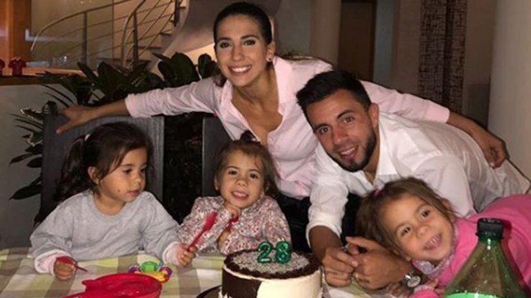 Cinthia Fernández mostró la foto de la agresión de Matías Defederico que la llevó al hospital