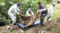 encontraron 138 cadaveres en dos fosas de mexico