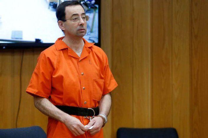 El ex médico de USA Gymnastics Larry Nassar, fue declarado culpable por varios delitos sexuales