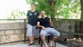 un padre intento sacrificar a su hijo como ofrenda a dios