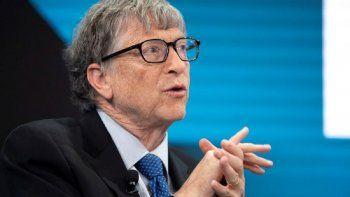 Bill Gates: cambio climático será peor que el coronavirus