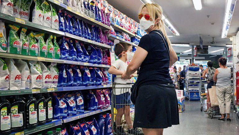 La pandemia disparó la inflación al 3,3 por ciento en marzo