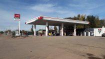 delincuentes robaron $250 mil de una estacion de servicio