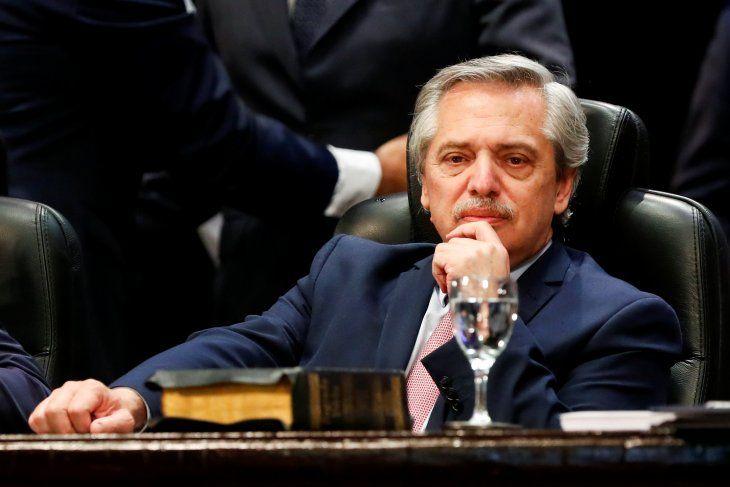 Imagen de archivo del presidente electo de Argentina