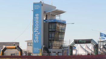 El Superbike Argentino correr su quinta fecha en San Nicolás