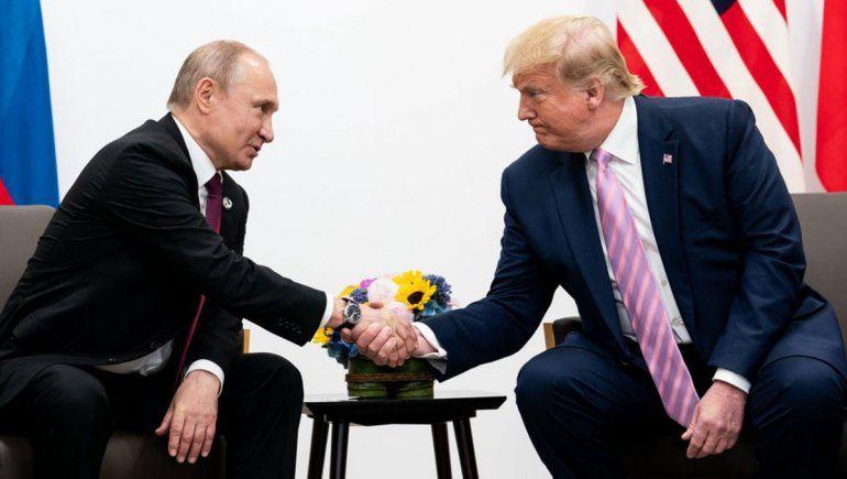 Vladimir Putin también fue nominado al Nobel de la Paz