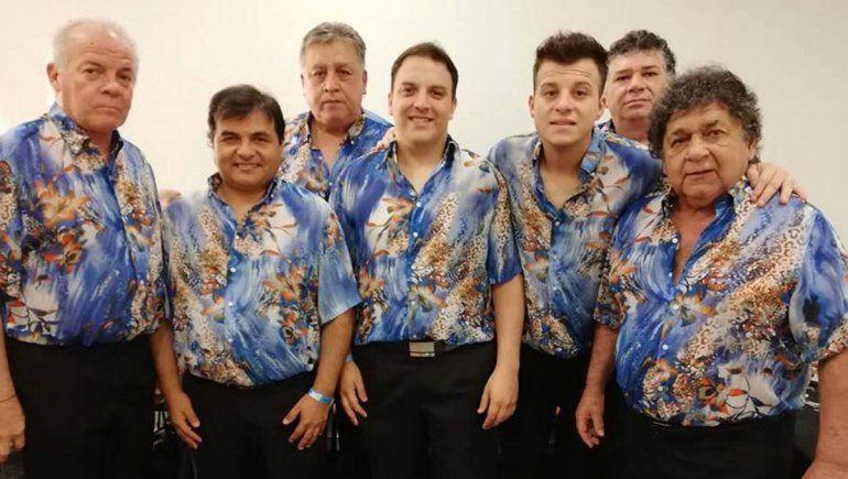 Estafa: Los Palmeras no se presentaron a un show por falta de pago