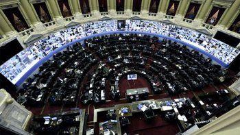 Tras 15 horas de debate, Diputados dio media sanción al Presupuesto 2021