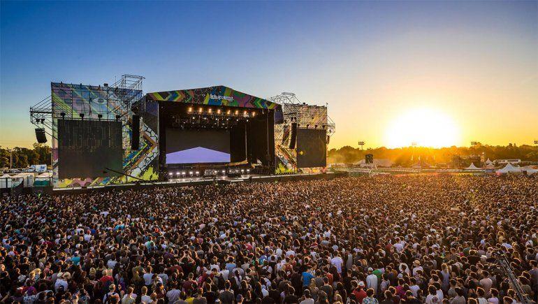La 7° edición del Festival Lollapaloozase realizará a fines de marzo.