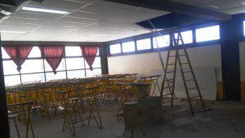 Familias reclaman mejoras edilicias en escuelas técnicas