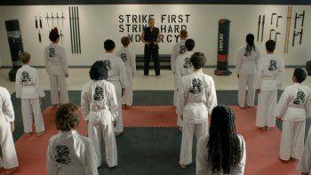 Netflix: comenzó el rodaje de Cobra Kai 4